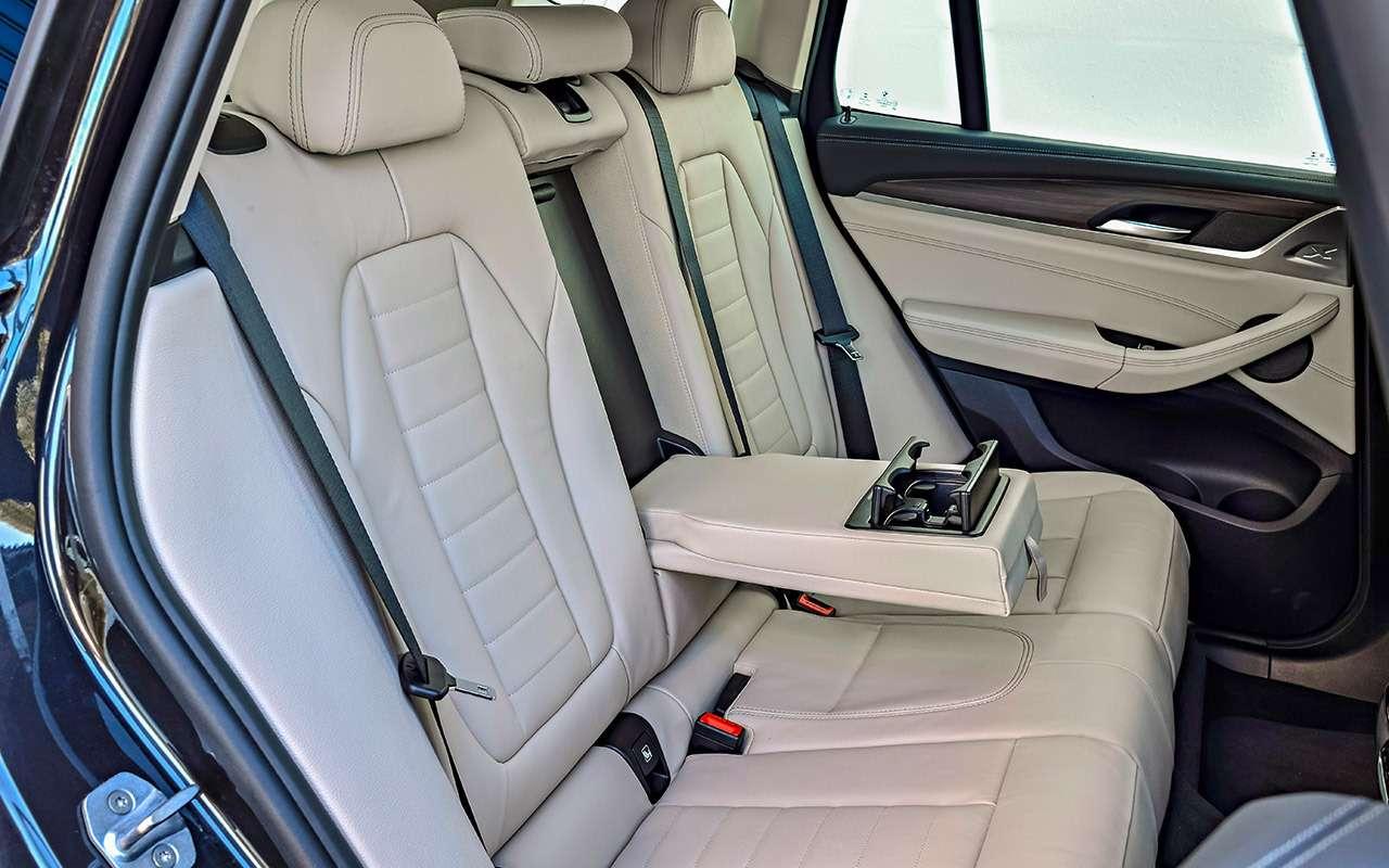 Новый BMW X3— тест первого кроссовера наплатформе CLAR— фото 826099