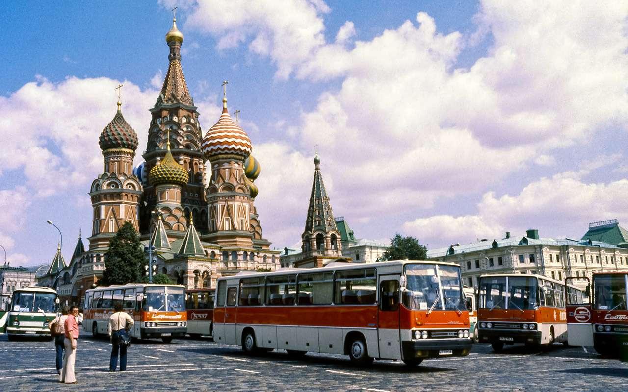 Любимые венгерские автобусы— выихпомните?— фото 1209248