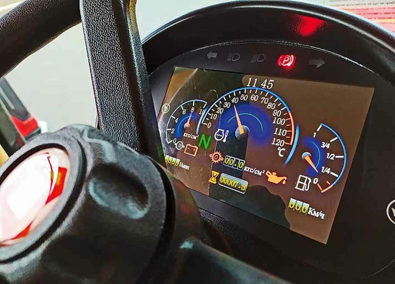 Тест очень нужного трактора: Кировец К-5— фото 1130823