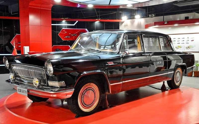 Автомобильный Китай: отвеликого досмешного