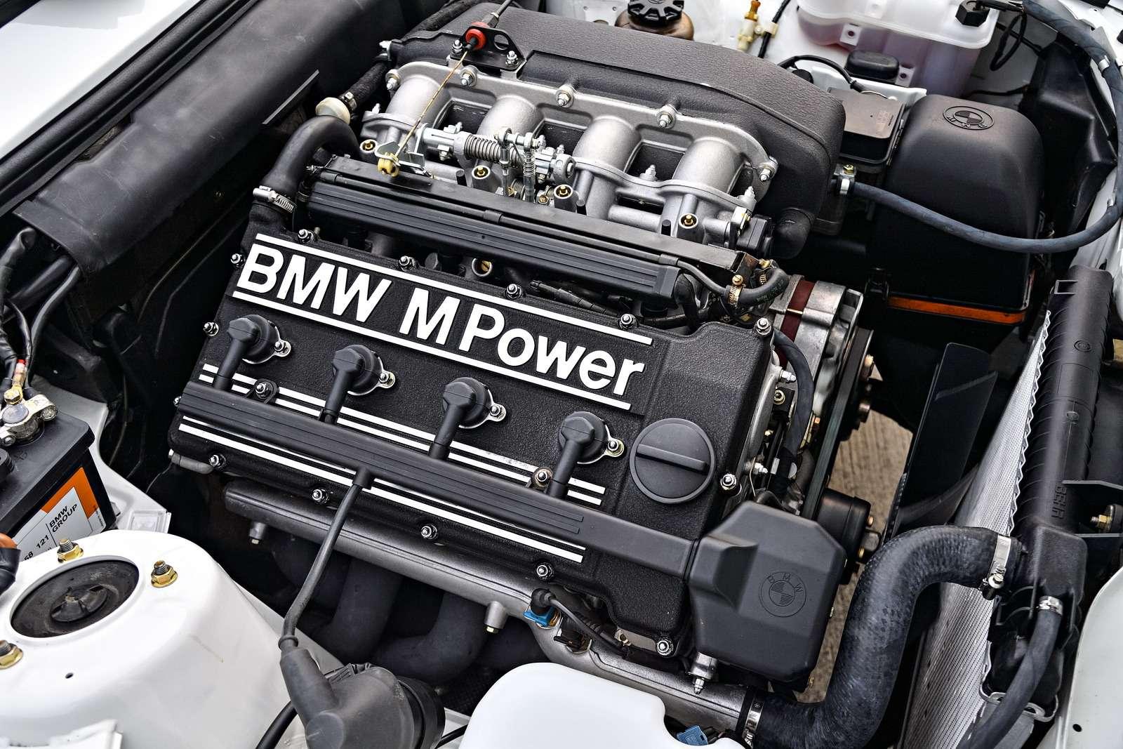 Встреча ветеранов: уникальные BMW M3собрались послучаю юбилея— фото 641032