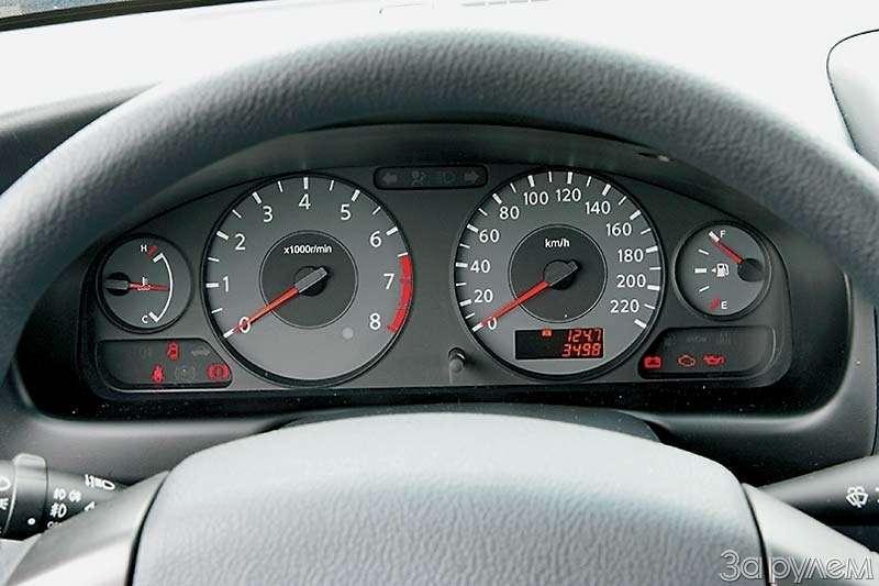 Тест Kia Spectra, Renault Logan, Nissan Almera Classic. Отбатонов доседанов— фото 66403
