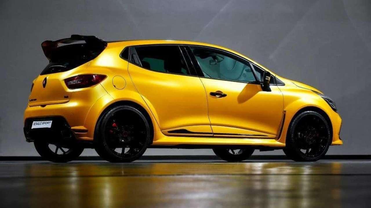 Новый Renault Clio RSбудет карать ипокорять— фото 590456