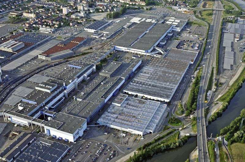 Завод Peugeot вСошо— фото 90227