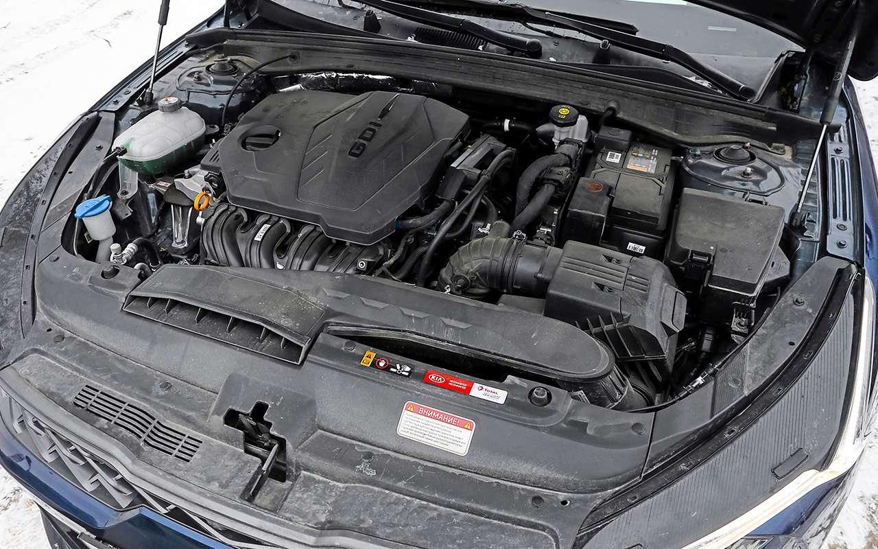 Skoda Octavia, Kia K5, Mazda 6— большой тест— фото 1221401