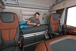 КАМАЗ нового поколения: почти все импортное, кабина Mercedes-Benz Axor