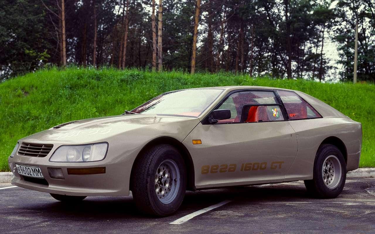 Автомобили-самоделки изСССР: отрасцвета дозаката— фото 1122501