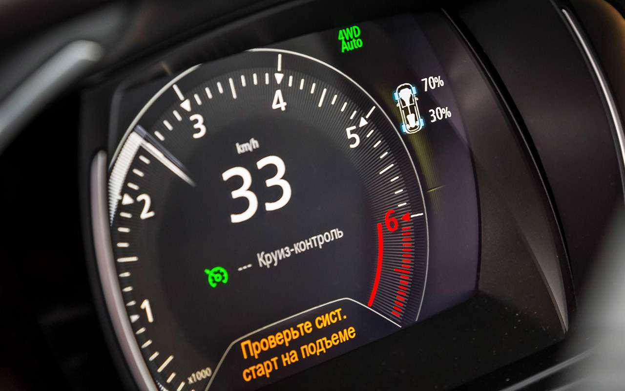 Лучшие полноприводные автомобили! Рейтинг ЗР— фото 827822