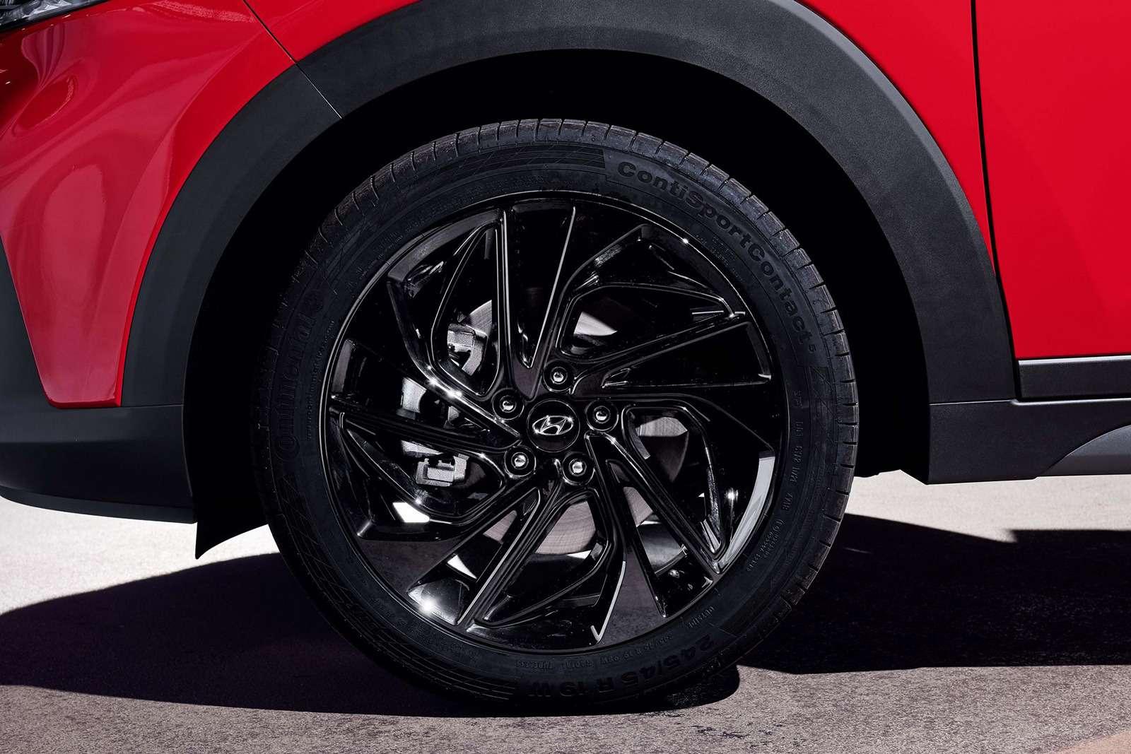 Hyundai показал самый крутой Tucson. Появится иунас— фото 959112