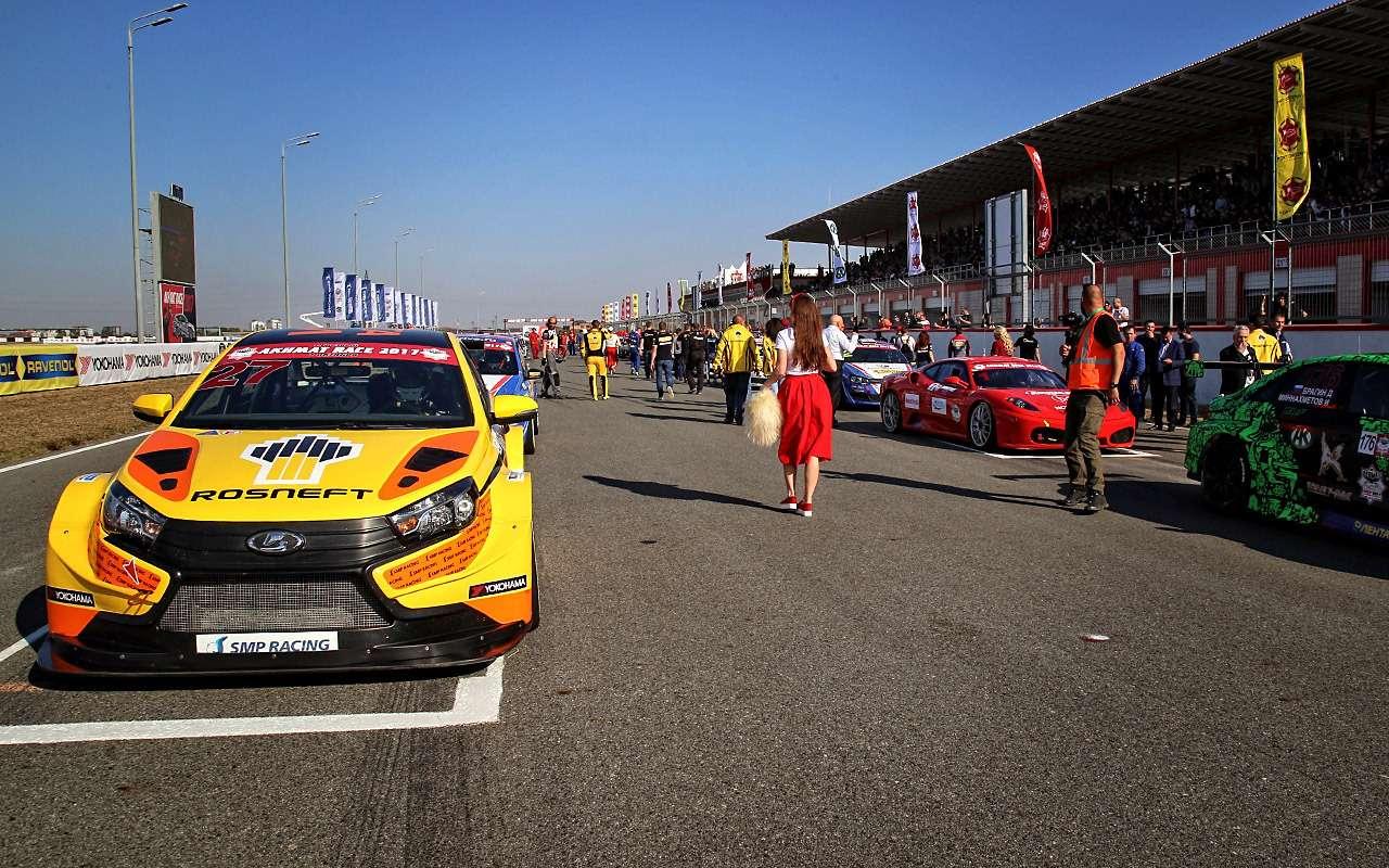 Polo иRio оказались быстрее Мерседеса SLS AMG