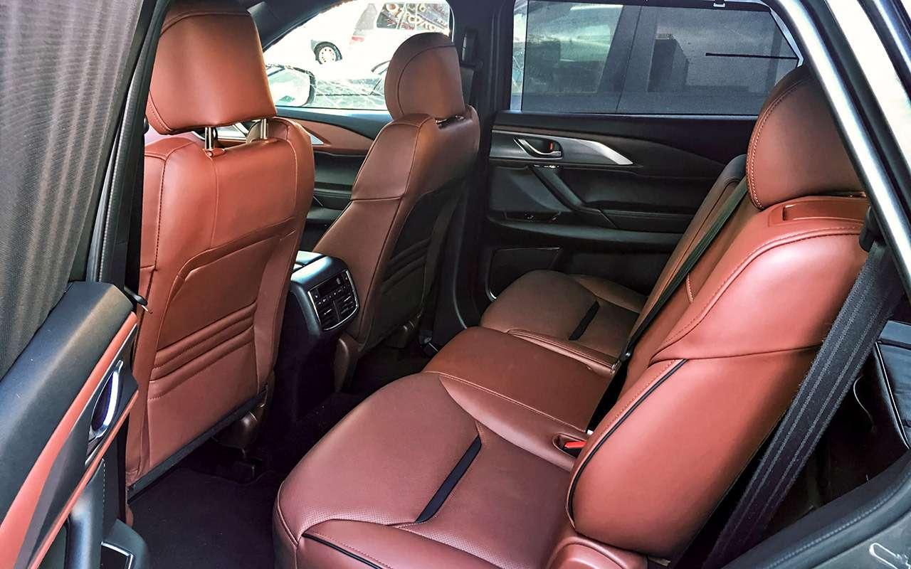 Большой кроссовер Mazda: все обновления ицены— фото 967711