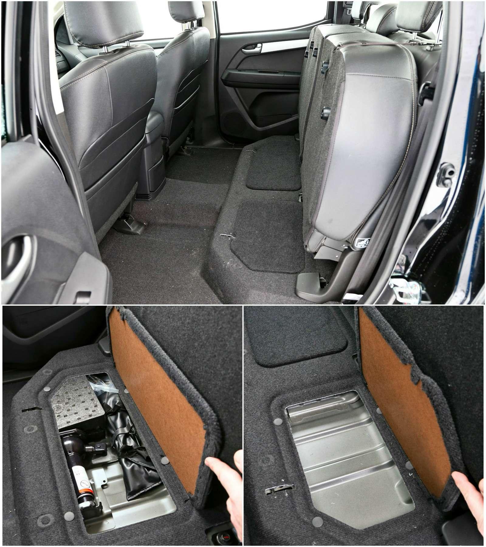 Пикапы Isuzu D-Max, Mitsubishi L200и Toyota Hilux: на«обортаж»!— фото 700117