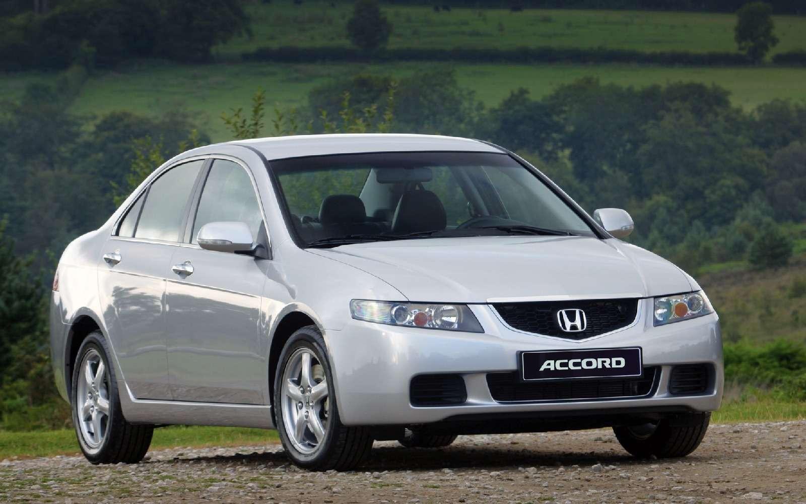 Honda Accord празднует 40-летний юбилей— фото 603991