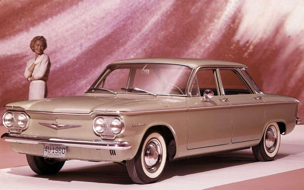 ЗАЗ‑966: история любимой машины наших дедов— фото 1211114