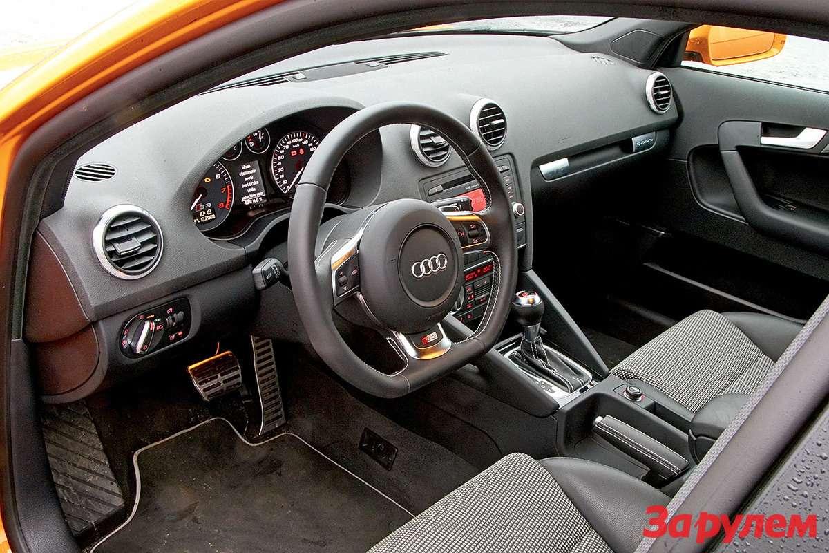 Салон Audi S3