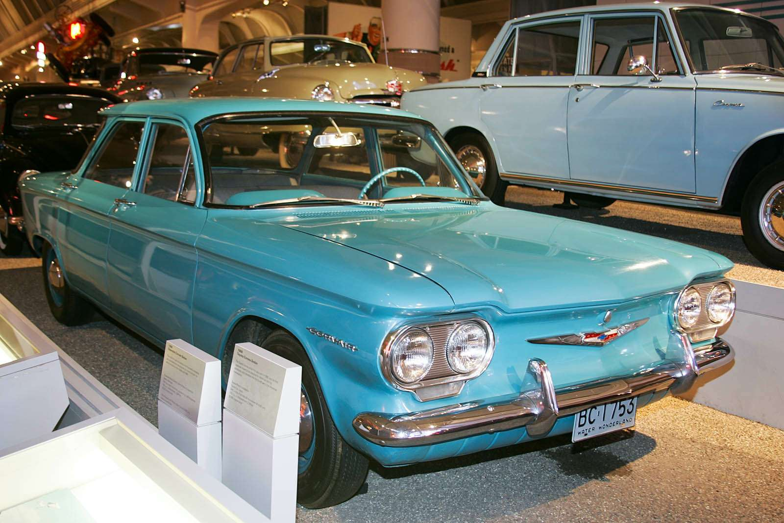 Chevrolet Corvair, 1959 г.