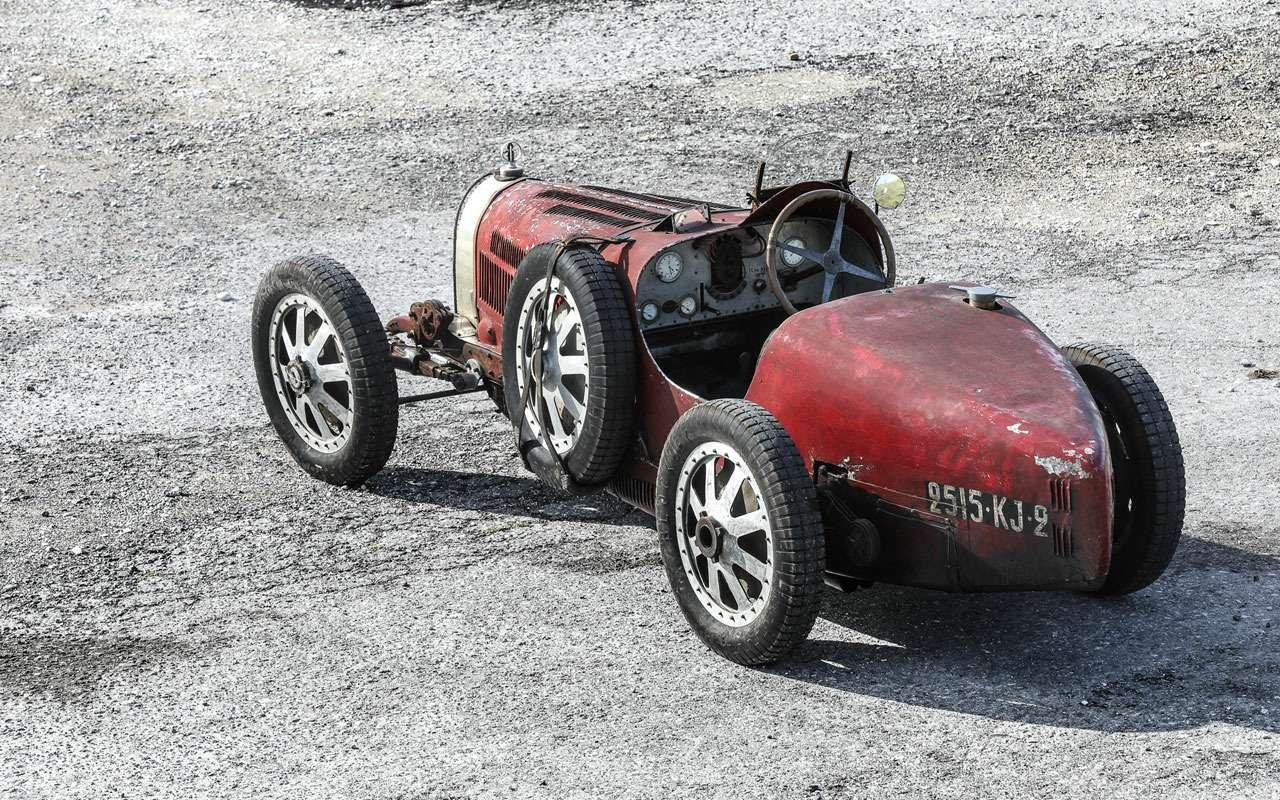 10самых дорогих машин: ихпродали саукциона— фото 1219501