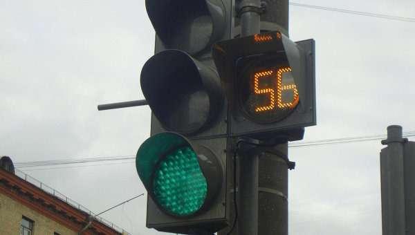 Светофоры вМоскве оснастят видеокамерами