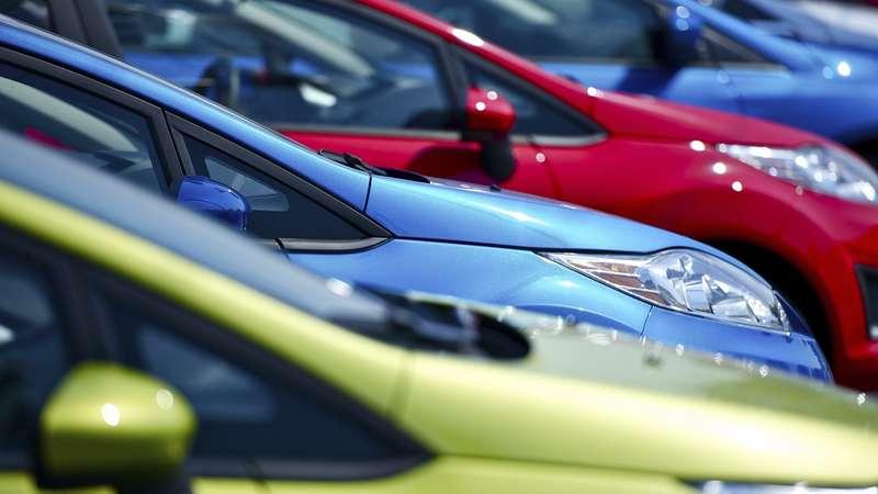Продажи машин вЕС увеличились на10,2%