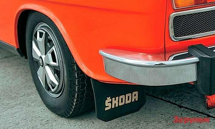 Skoda 110R Coupe: Богемская рапсодия— фото 258346