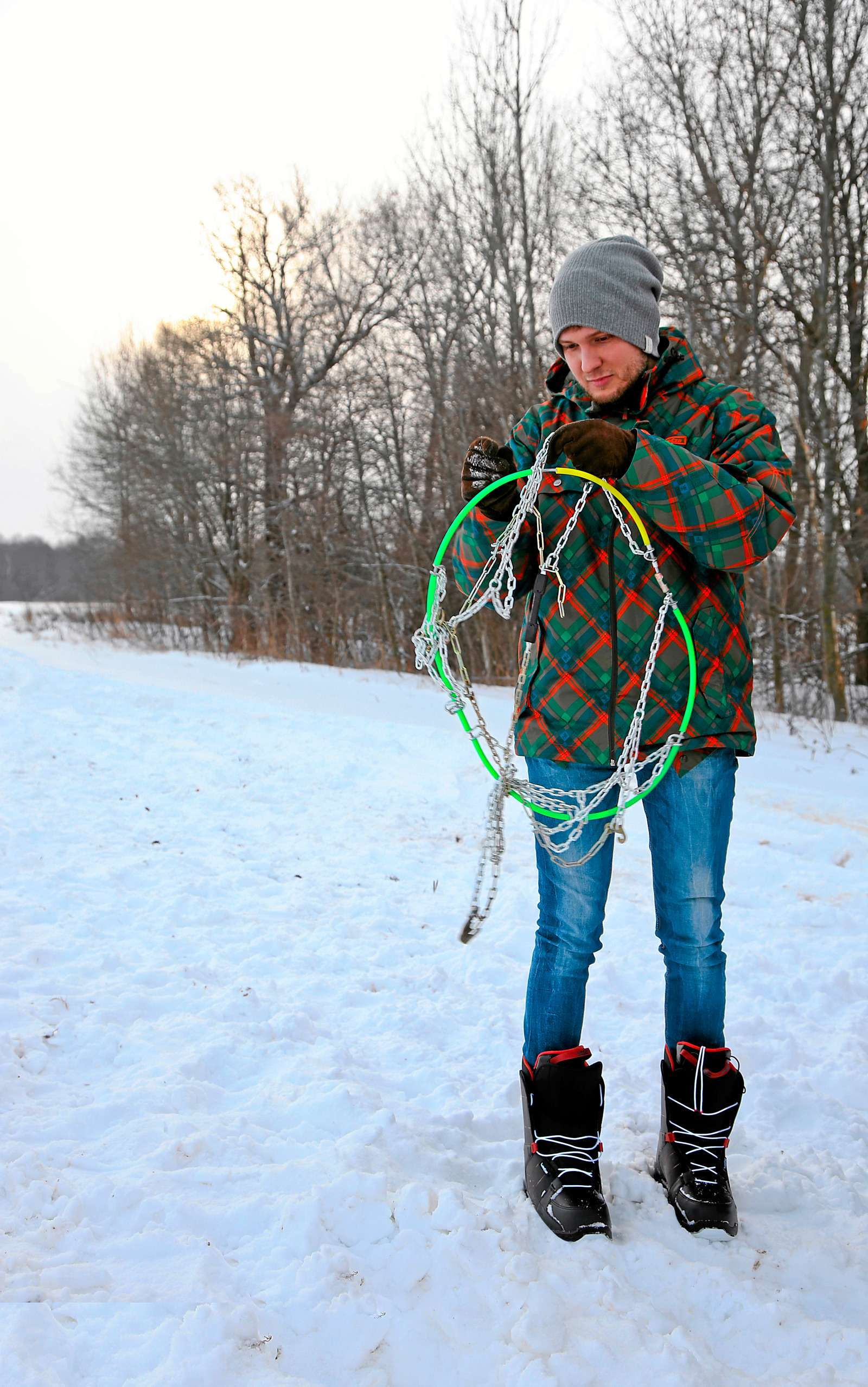 Большой зимний тест: Lada Vesta, Lada XRAY иDatsun mi-DO изпарка ЗР— фото 571443