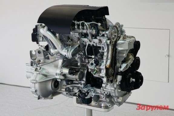 Honda Earth Dream Technology Engine