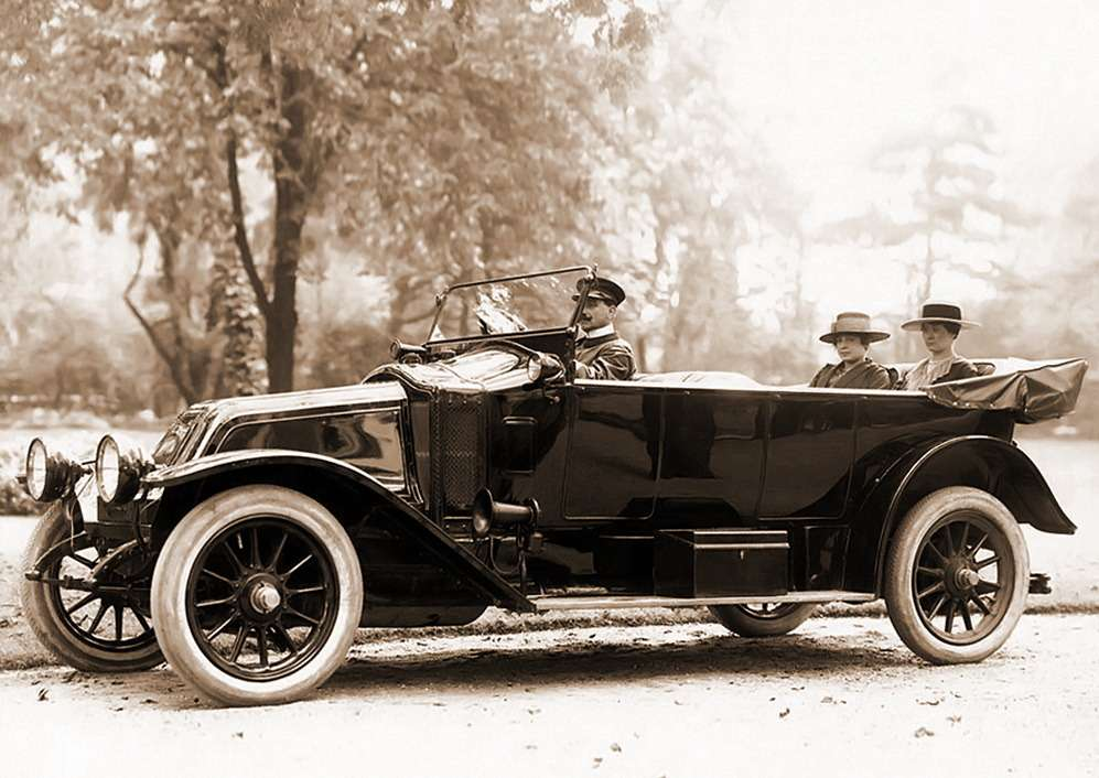 Renault 40CV 1921 года.