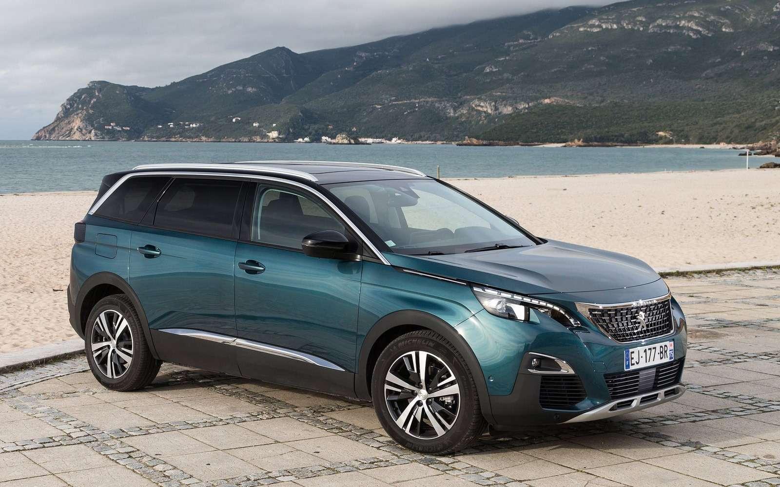 Peugeot привезет вРоссию большой кроссовер. Осталось узнать цены— фото 821994