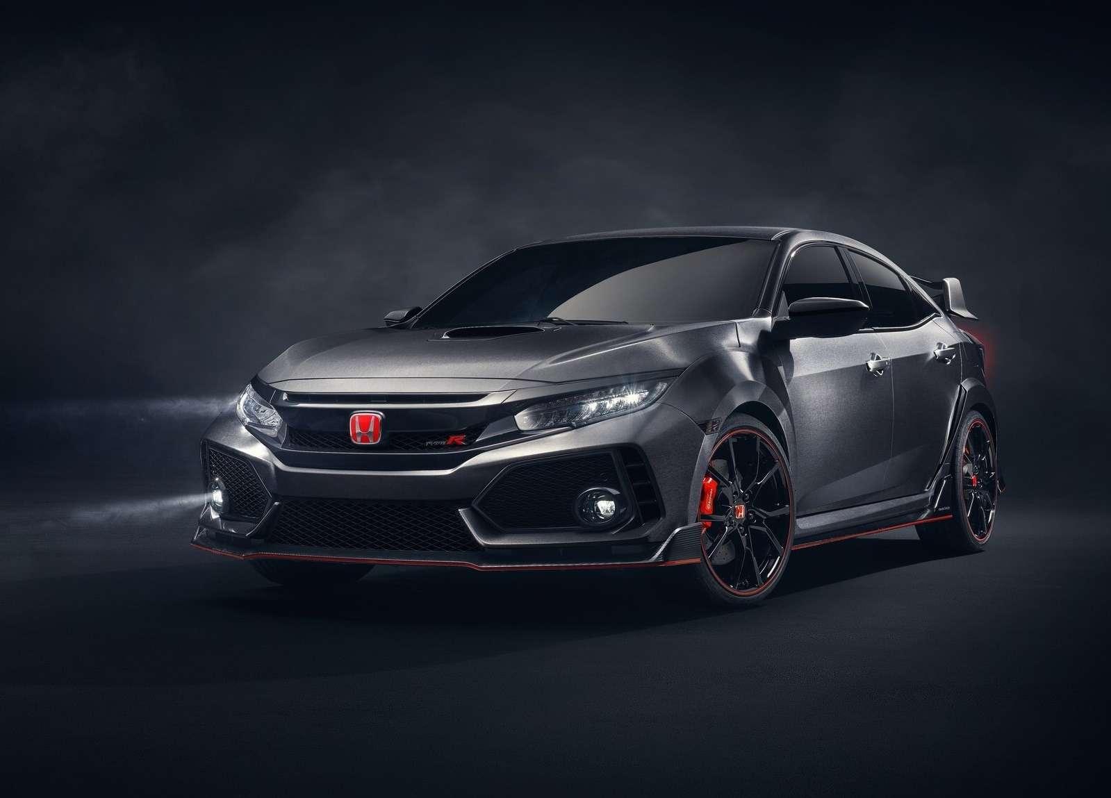 Смотрите ине спрашивайте: Honda показала новый Civic Type R— фото 641340