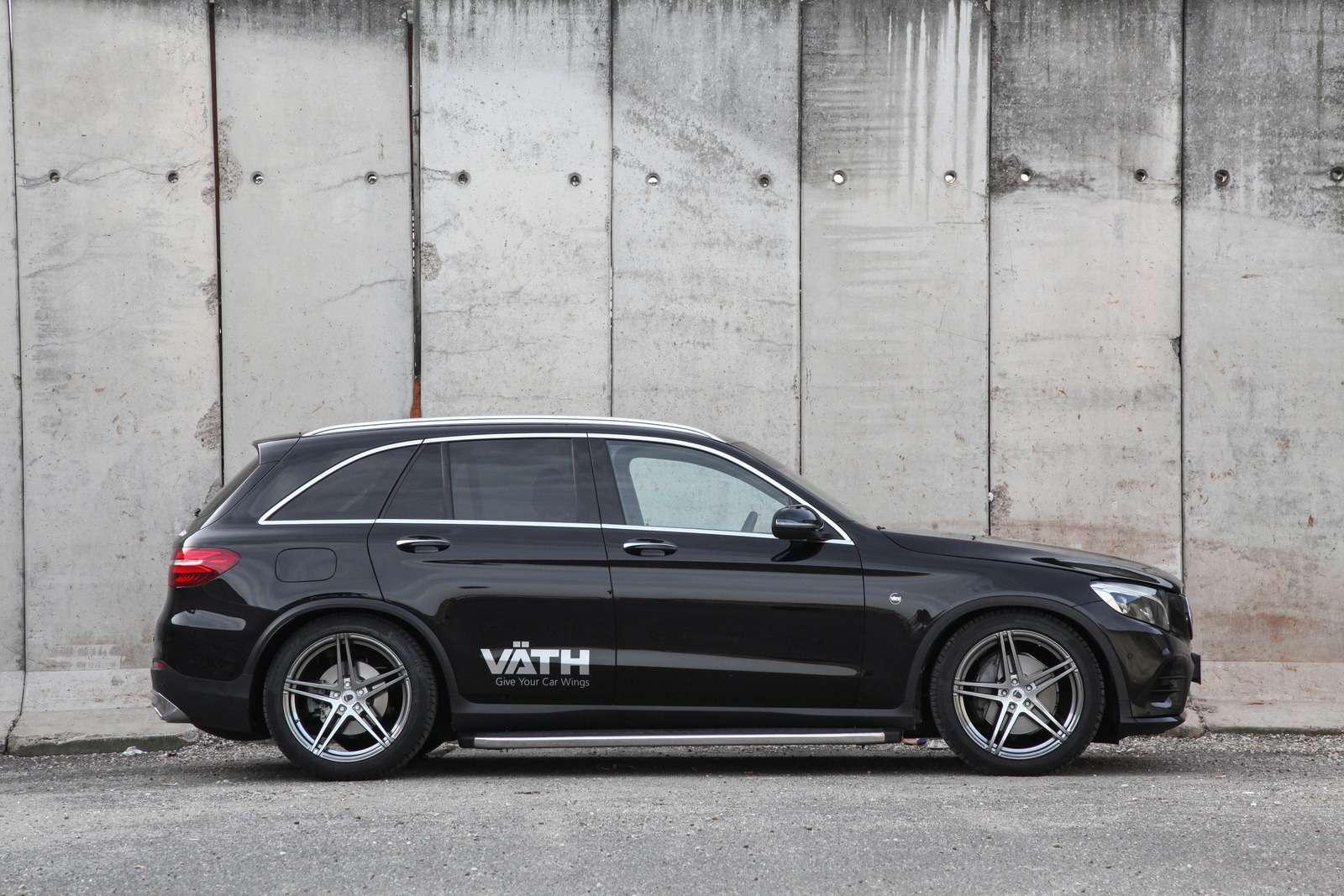 Радость через силу иэкономичность: Mercedes-Benz GLC 220d— фото 684391