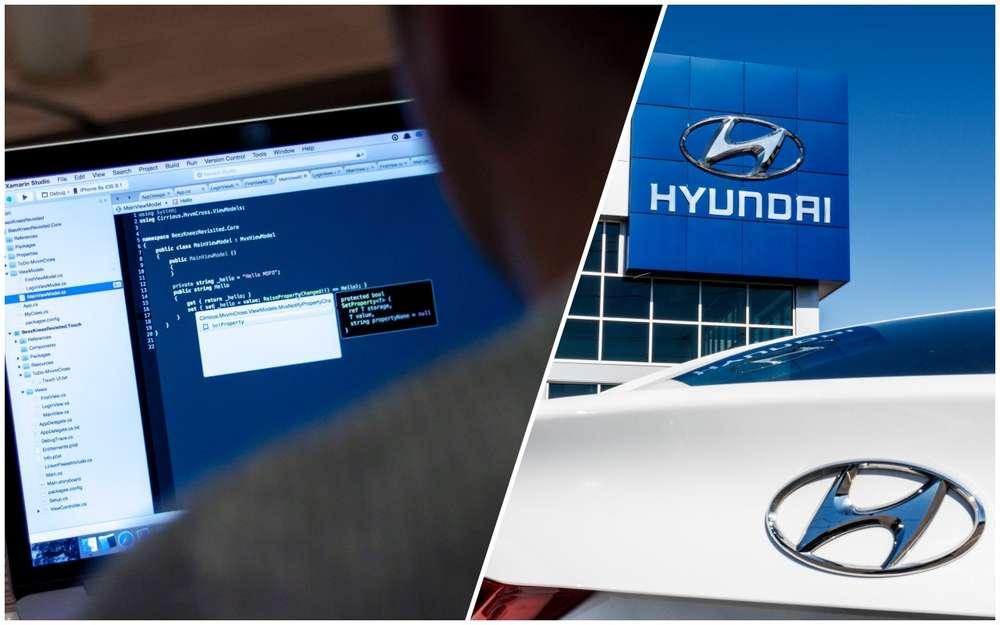 Утекли данные российских пользователей Hyundai