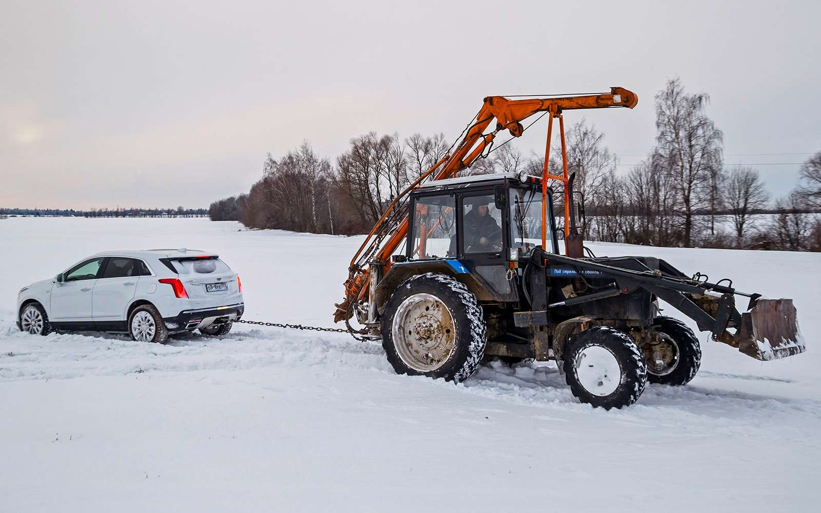 Тест премиум-кроссоверов: Lexus RX350, Cadillac XT5и Jaguar F-Pace— фото 721811