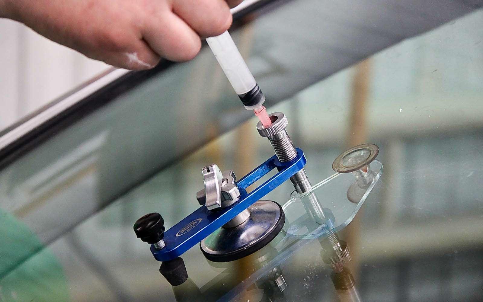 Наука маскировки: изучаем особенности ремонта стекол— фото 602904