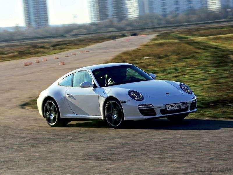 Дневник Porsche Carrera 4: Светский угодник— фото 91339