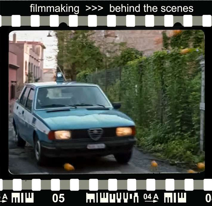Машина комиссара Каттани— тест той самой Альфы— фото 1160816