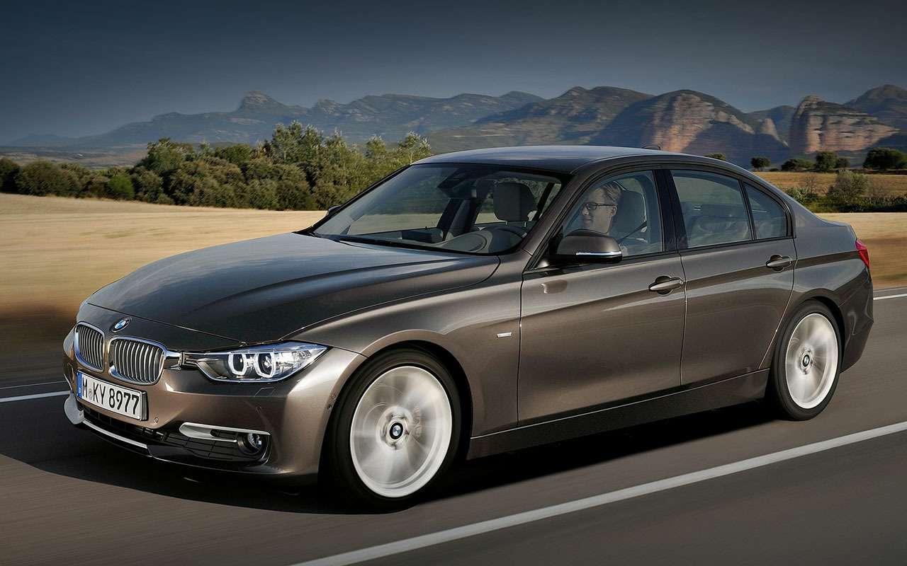 Хочу BMW спробегом— все главные проблемы— фото 1229852