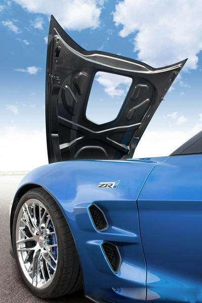 Новый Chevrolet Corvette ZR1: официальные цифры— фото 348861