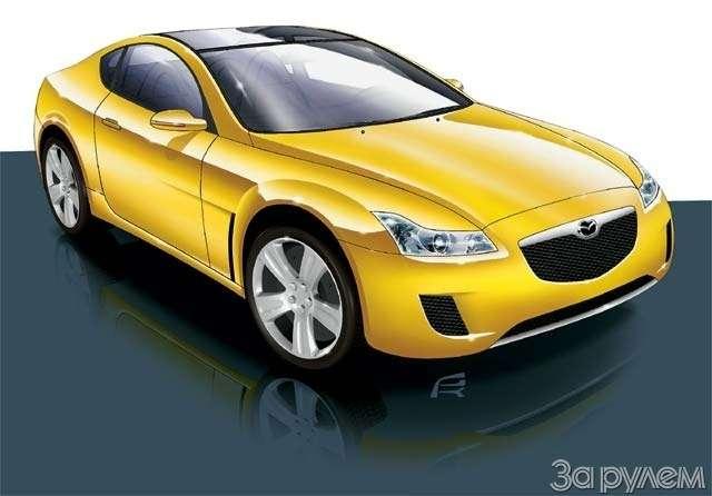Mazda Kabura. ВОСТОЧНАЯ ХИТРОСТЬ— фото 66168