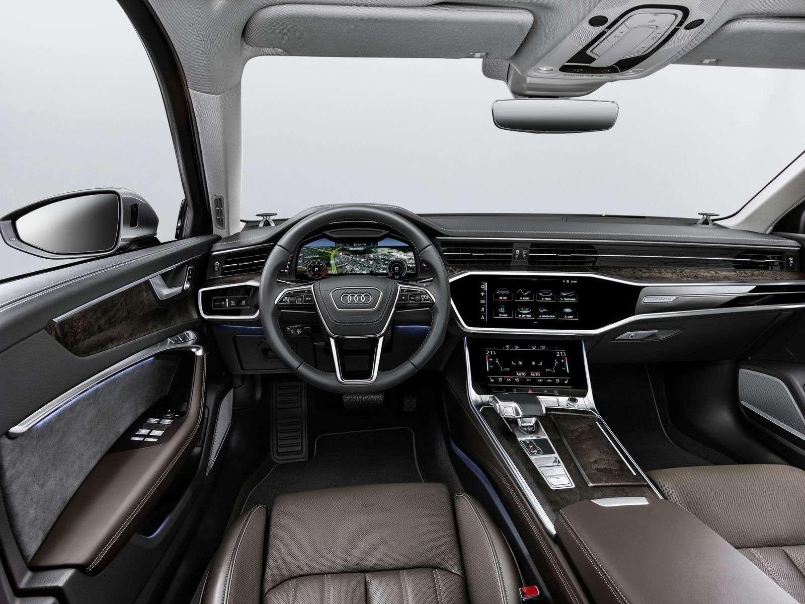 Новый Audi A6: найди десять отличий— фото 849222
