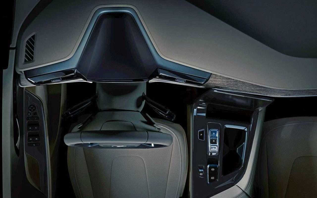 Новый Hyundai Custo— первые фото салона— фото 1266794