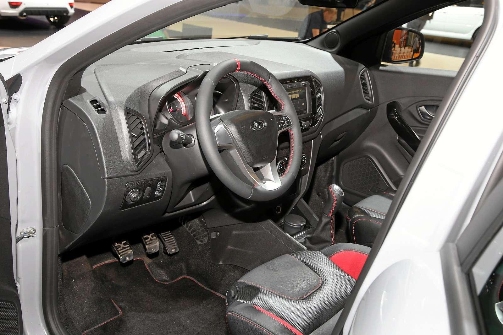 Lada Vesta Sport иXRAY Sport: какими они будут икогда ожидать?— фото 624197