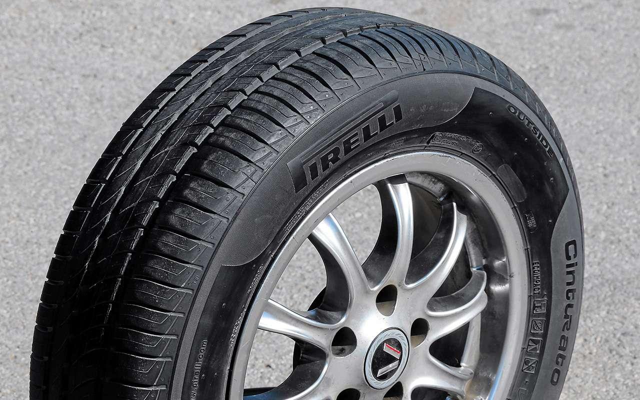 Летние 15-дюймовые шины— большой тест «Зарулем»— фото 1096833