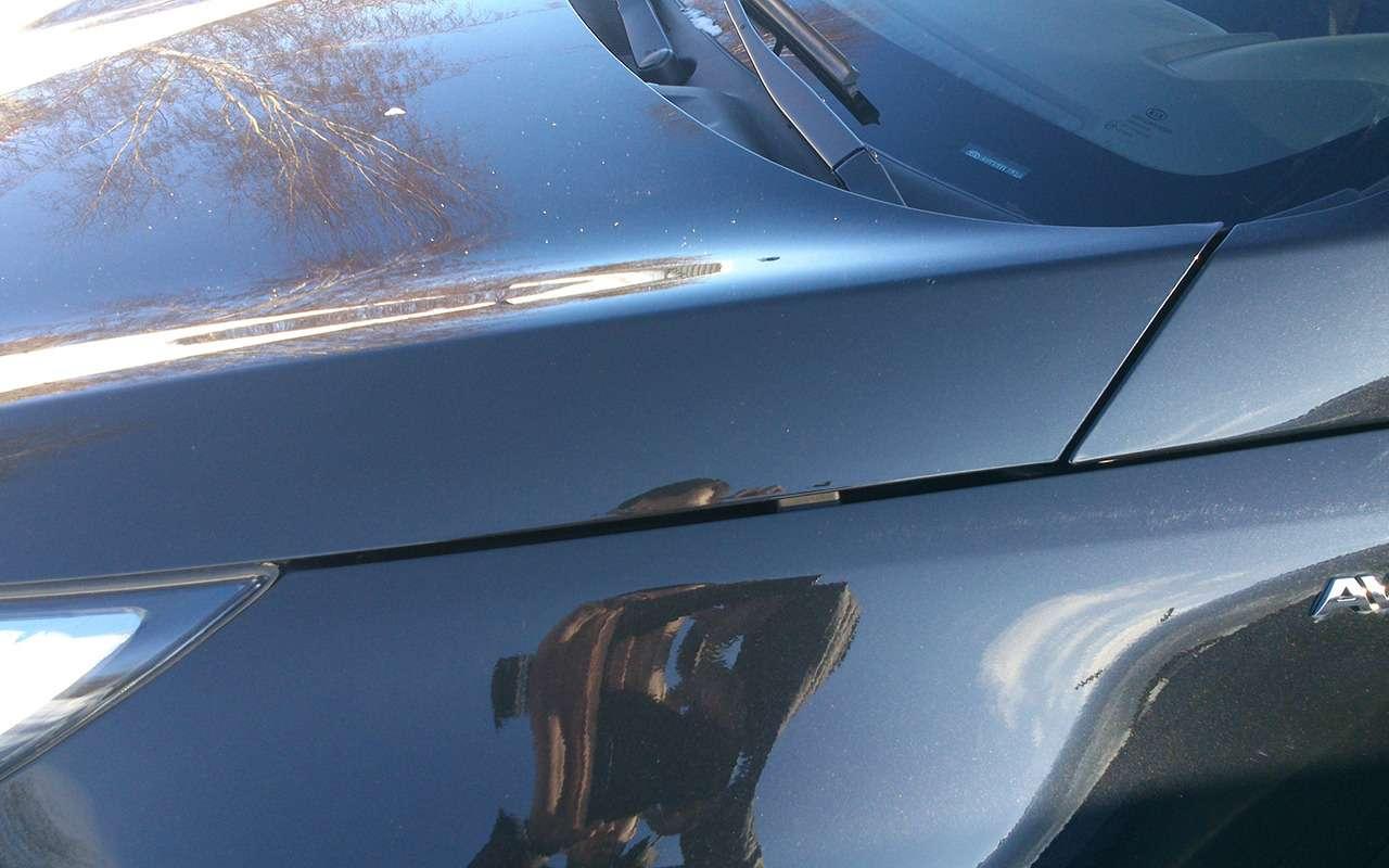 13признаков того, что машина побывала всерьезной аварии— фото 888678