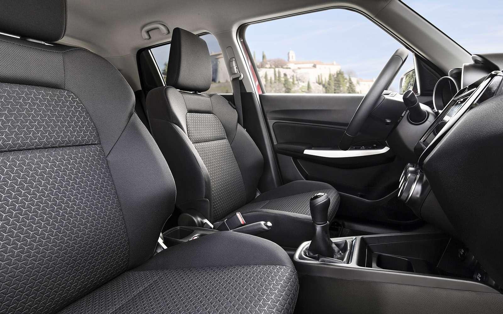 Новый Suzuki Swift: когда вРоссию?— фото 750304