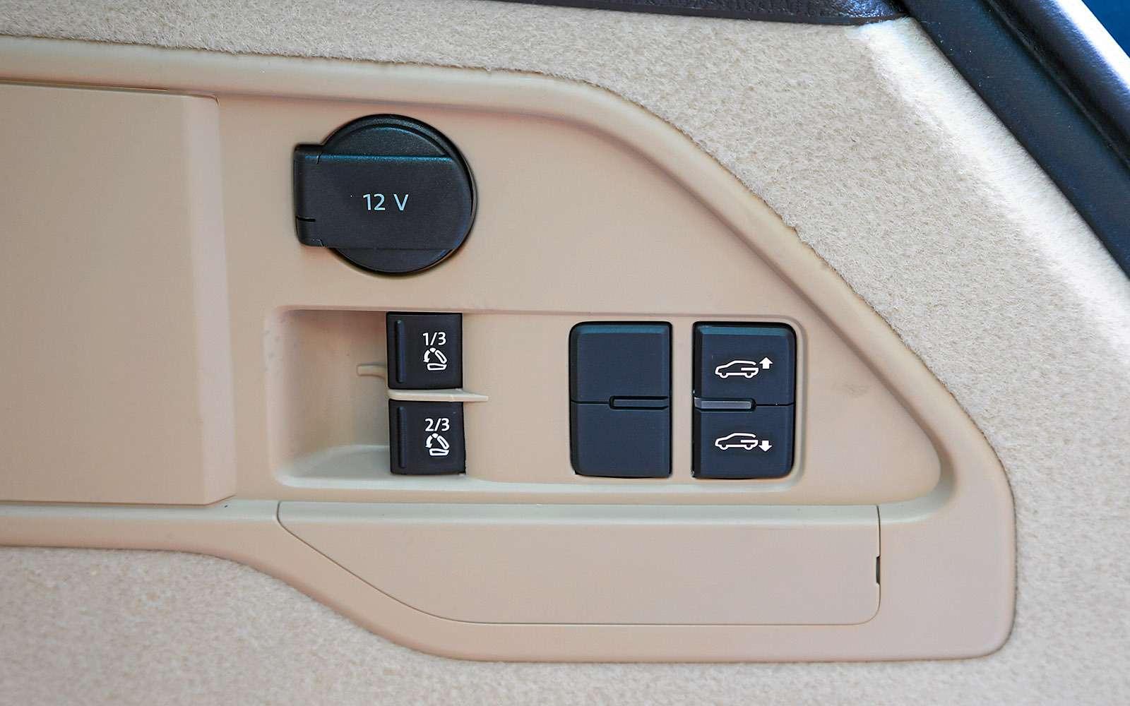 Новый Nissan Murano против конкурентов: длинные рубли— фото 691735