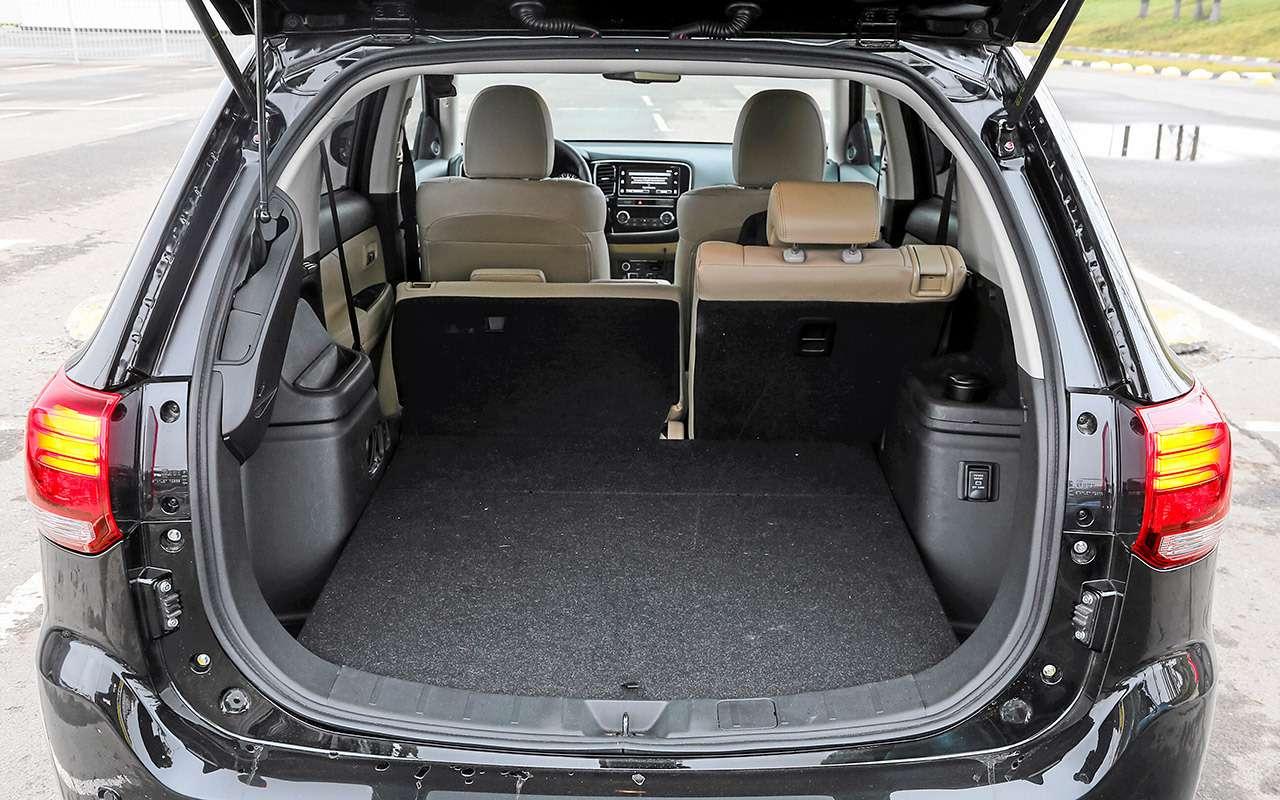 Новый Toyota RAV4, Forester иOutlander: большой тест кроссоверов— фото 1057719