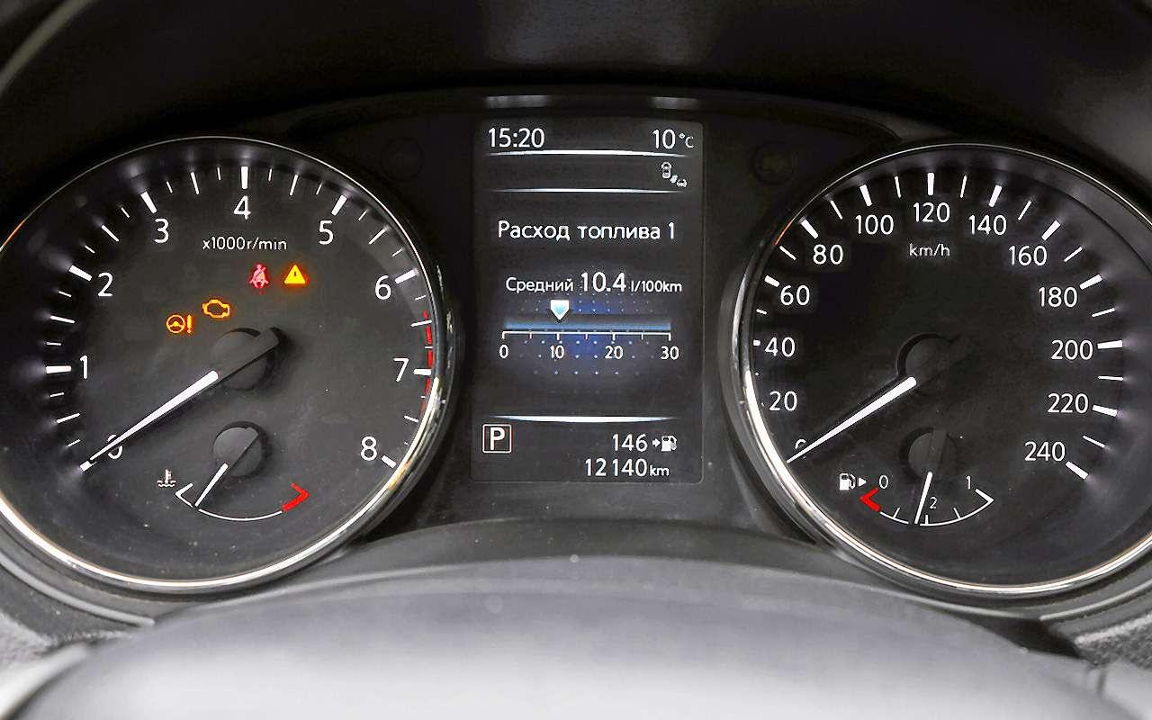 Новый Subaru XVпротив Nissan Qashqai иMitsubishi ASX— большой тест ЗР— фото 825176