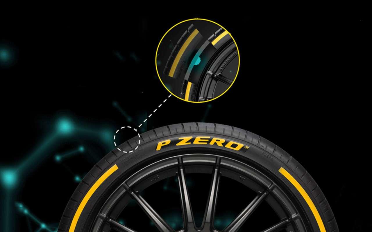 «Умные» шины поговорят савтомобилями ипредупредят обопасности— фото 1012654