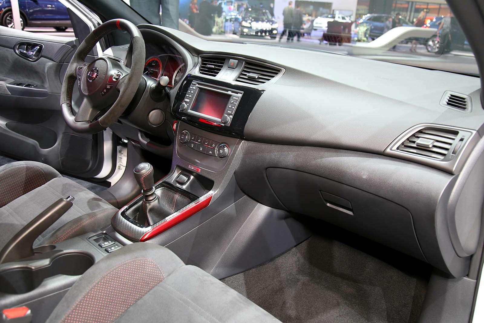 Мечтать не вредно: седан Nissan Sentra Nismo дебютировал вЛос-Анджелесе— фото 665138