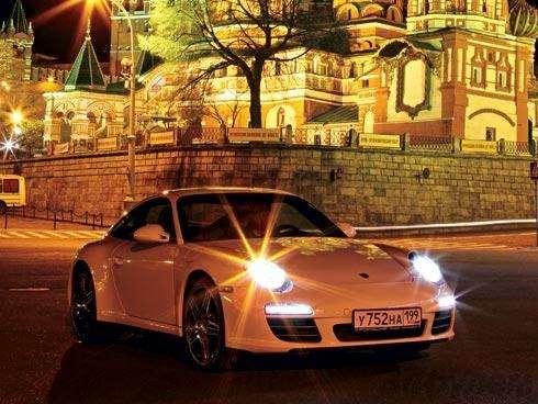 Дневник Porsche Carrera 4: Светский угодник— фото 91343